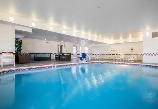 Indoor Pool Picture Of Residence Inn Kansas City Independence Independence Tripadvisor