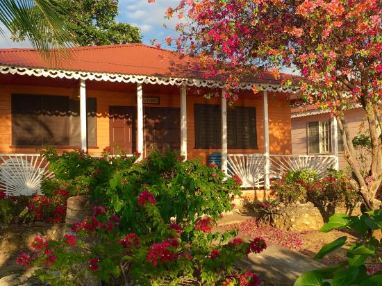Little Bay, Jamaica: Marley House