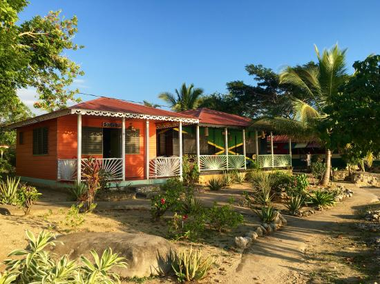 Little Bay, Jamaica: Ziggy & Jamaica House