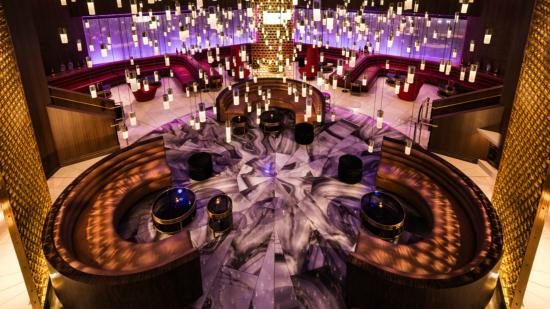 Lincoln, CA: Thunder Valley Casino - Illusions Ultra Lounge