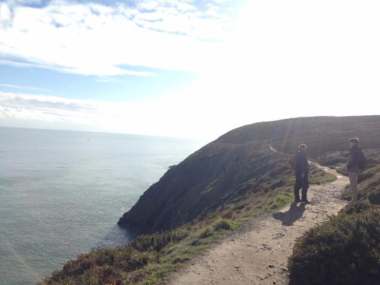 Howth, Ireland: beautiful tour and weather in Dublin!
