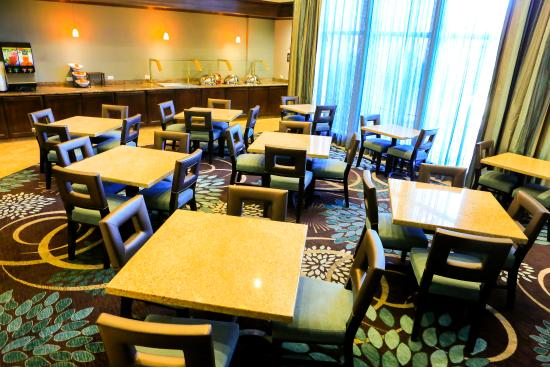 Milpitas, CA: Guest Dining Lounge