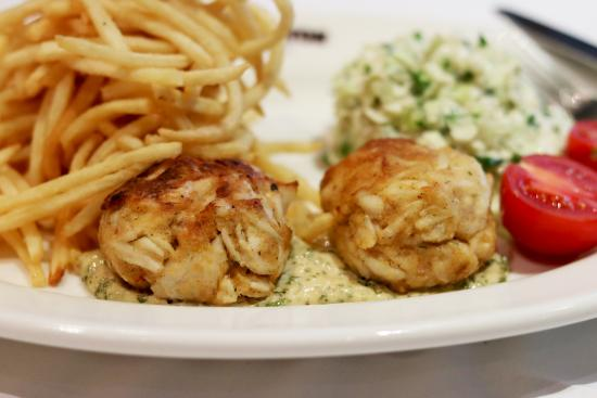 Eastern Shore Style Crabcakes