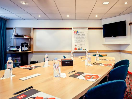 Bron, France: Meeting Room