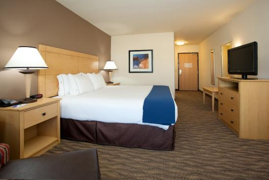 West Valley City, UT: Standard King Room with a 32' flat screen TV