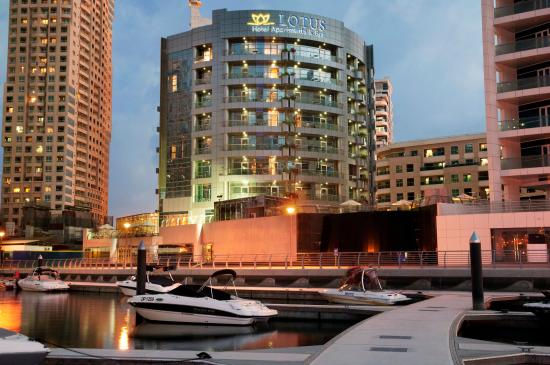 Lotus Hotel Apartments & Spa, Dubai Marina