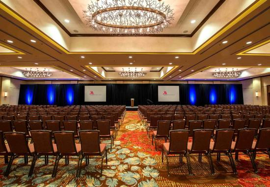 Westminster, CO: Marriott Ballroom - Theatre Setup
