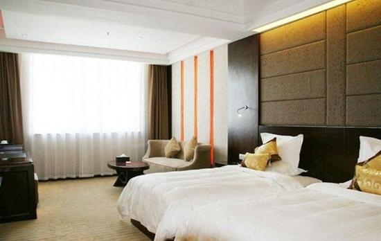Xining, China: Deluxe Twin Room