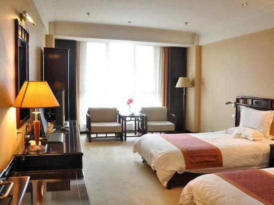 Jincheng, China: Deluxe Twin Room