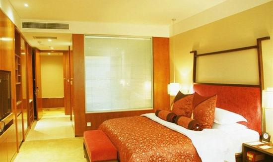 Pingdingshan, China: Deluxe King Room