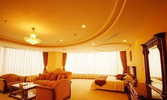 Pingdingshan, China: Deluxe Landscape King Room