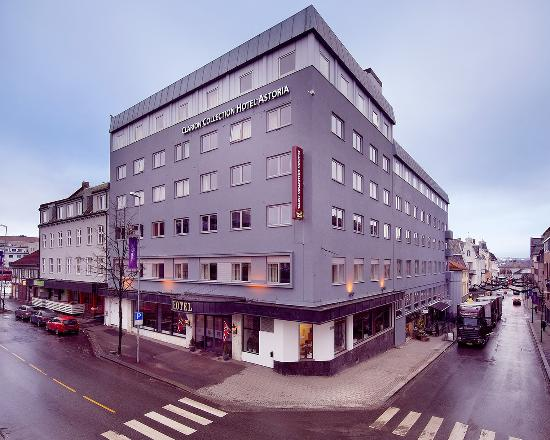 Quality Hotel Astoria