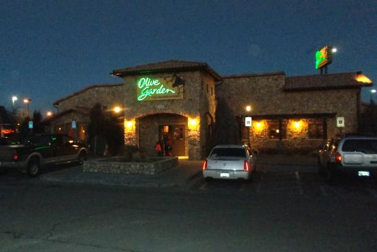 Olive Garden Pueblo Co 2 10 16 Picture Of The Olive Garden Pueblo Tripadvisor