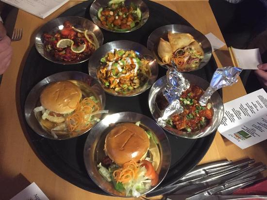 Consistent standard of food service review of aspects for Cuisine of india wigston