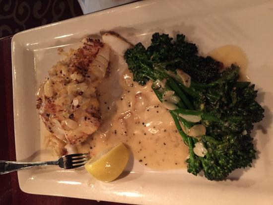 Great Food And A Wonderful Waitress Angelique Picture Of Pappadeaux Seafood Kitchen Beaumont