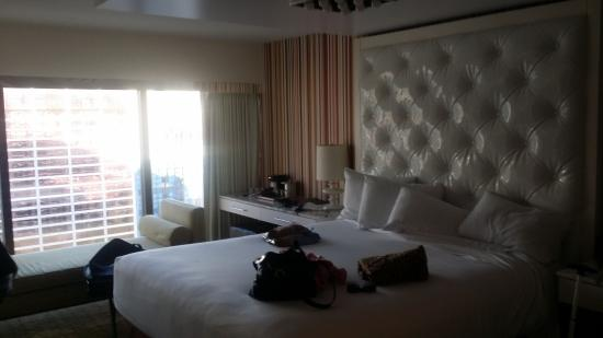 Flamingo Hotel Go Room King High Roller View