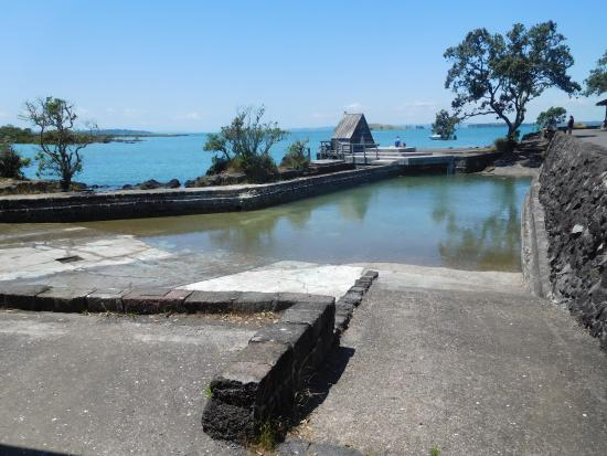 Old Swimming Pool Picture Of Rangitoto Island Auckland
