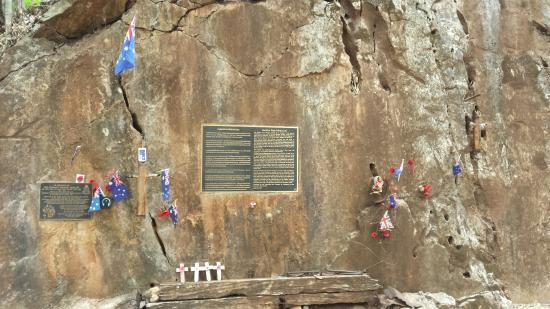 Museo Hellfire Pass - Picture of Hellfire Pass Memorial ...