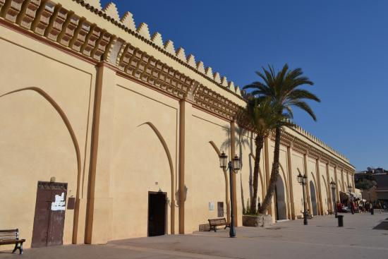 Kazbah Mosque - Picture of Kasbah Mosque, Marrakech ...