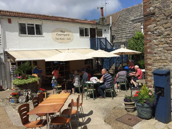 The Courtyard Tea Rooms Poole