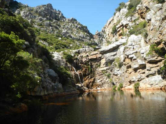 Crystal pools waterfall relaxing pools picture of - Crystal pools waterfall ...