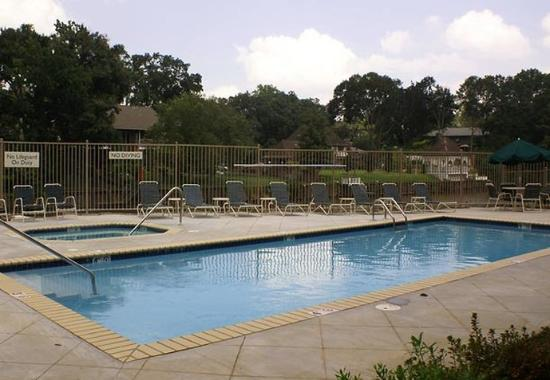 Outdoor Pool Amp Spa Picture Of Fairfield Inn Amp Suites