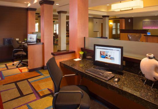 Business Center Picture Of Fairfield Inn Suites