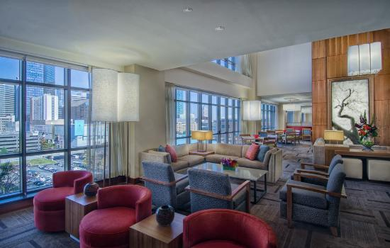 One Bedroom Suite Picture Of Hyatt Place Charlotte Downtown Charlotte Tripadvisor