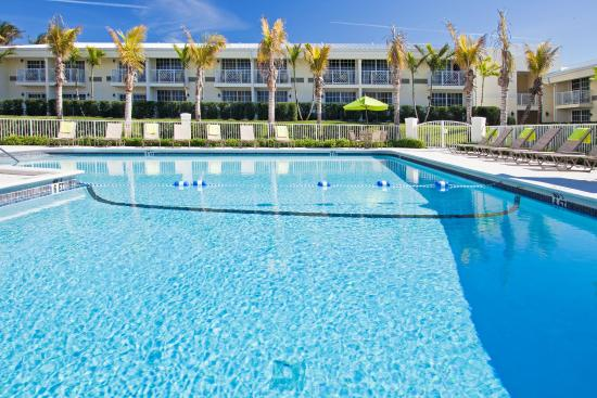 Just Like Paradise Picture Of Holiday Inn Express North Palm Beach Oceanview Juno Beach