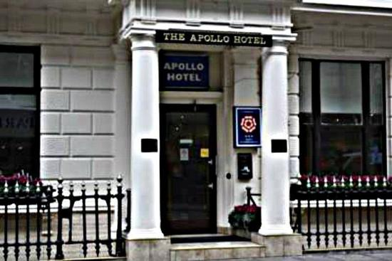 Standard double picture of apollo hotel bayswater for 64 queensborough terrace bayswater london w2 3sh