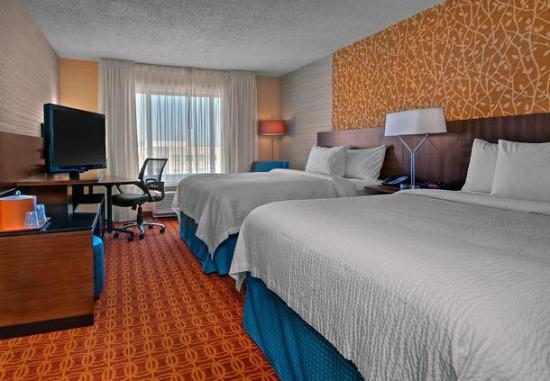 Fairfield Inn & Suites Houston Pasadena Hotel
