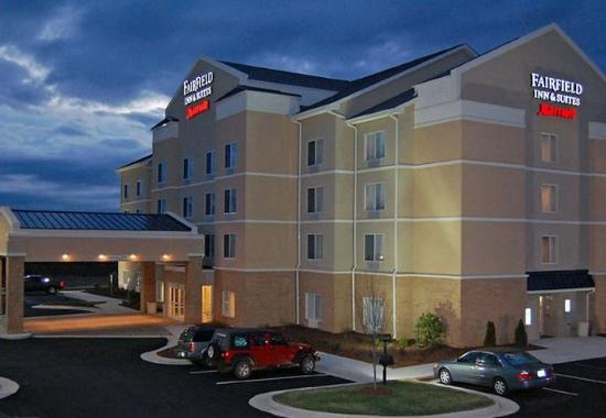 Fairfield Inn & Suites South Hill