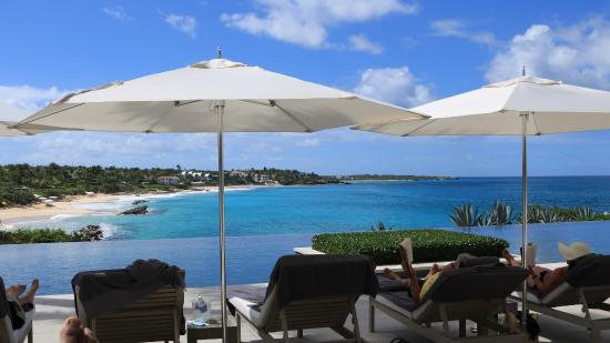 Four Seasons Resort And Residences Anguilla Sunset Pool