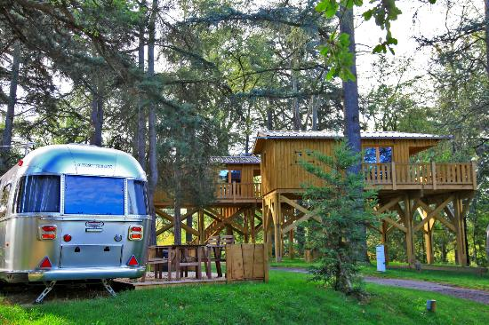 Albirondack Camping Lodge & Spa