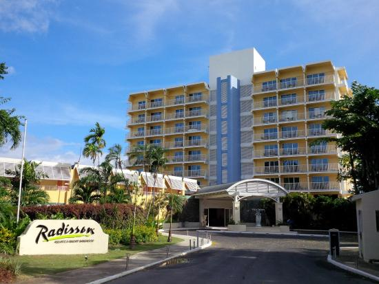 Radisson Aquatica Resort Barbados Hotel