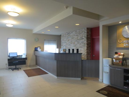 Comfort Inn Waterloo Ontario