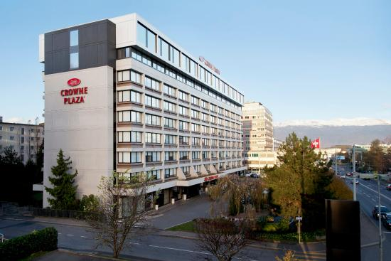 Crowne Plaza Geneva