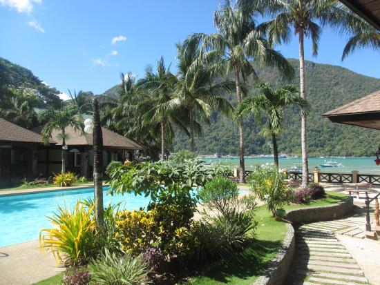 El Nido Garden Beach Resort Palawan Inn Reviews and Rates