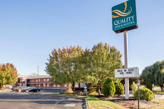 Quality Inn & Suites Millville