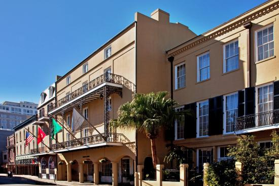 Holiday Inn New Orleans - Chateau Lemoyne Hotel