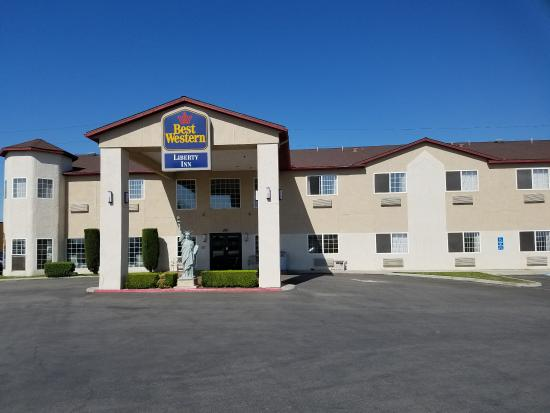 Best Western Liberty Inn