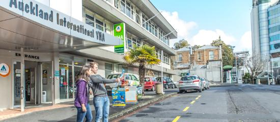 YHA Auckland International