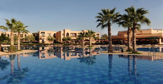 Marrakech Ryads Parc and Spa