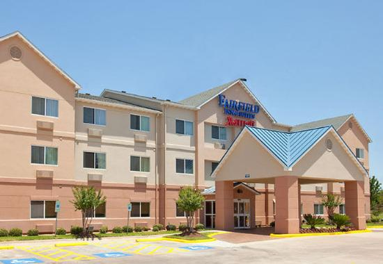 Fairfield Inn & Suites Houston I-45 North