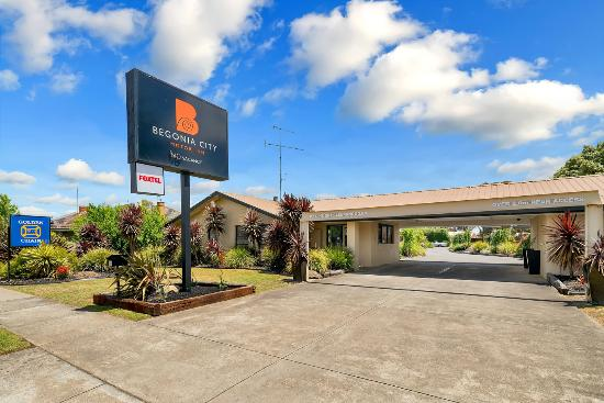 Begonia City Motor Inn