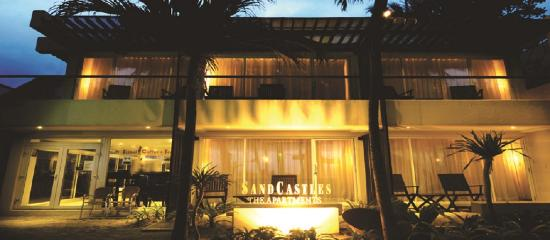 Boracay SandCastles The Apartments