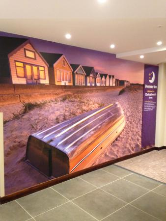 Premier Inn Christchurch East