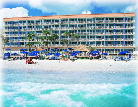 Doubletree Beach Resort by Hilton Tampa Bay / North Redington Beach