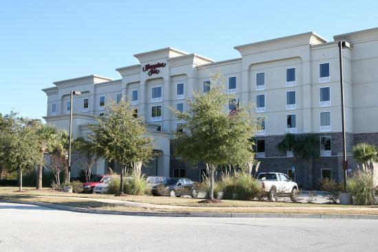 Hampton Inn Jacksonville East Regency Square Hotel