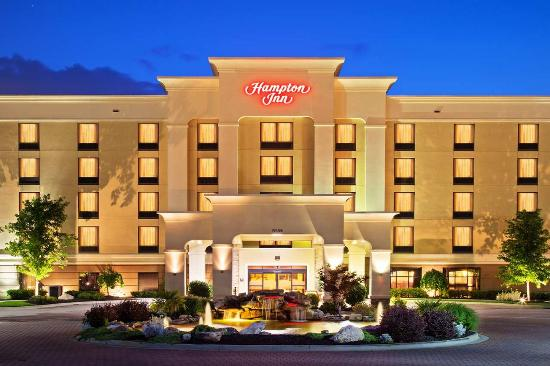 Hampton Inn Chattanooga-North/Ooltewah